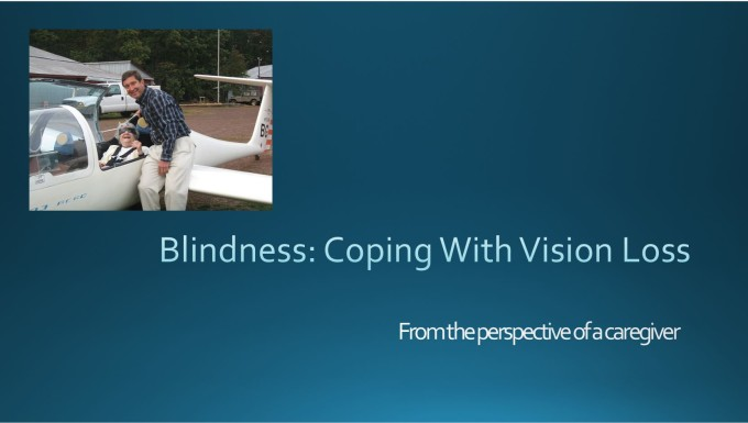 Blindness is not the end