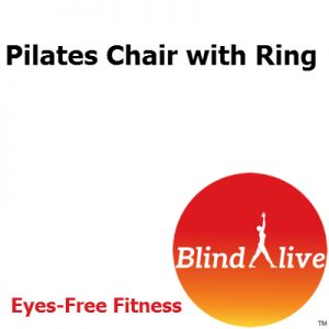 Fitnmess with BlindAlive Pilates