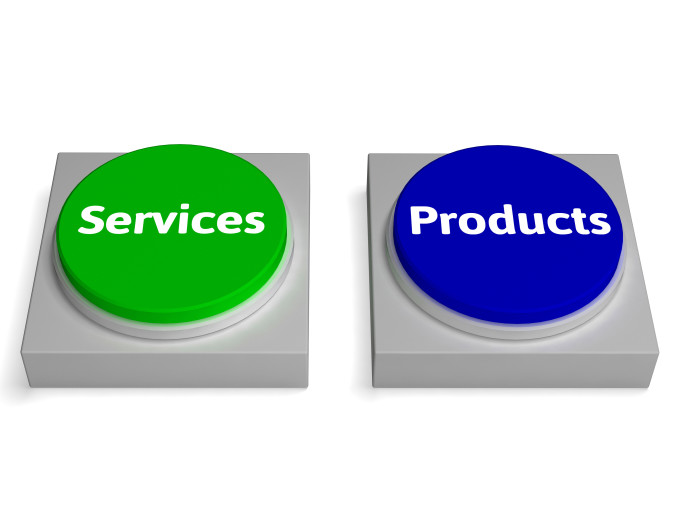 Products or Services at TheBlindGuide